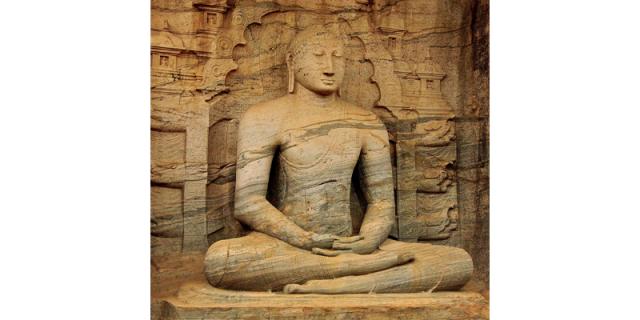 Statue of Buddha, Sri Lanka
