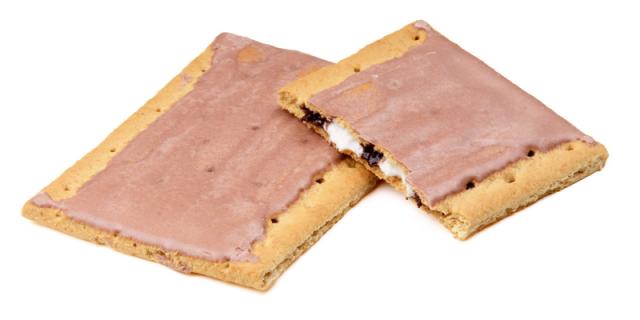 Brown Cinnamon Pop-Tarts