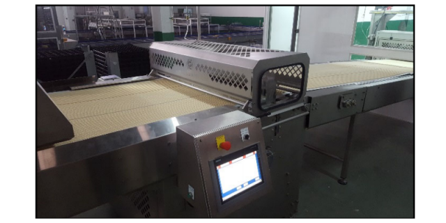Guillotine Cutter & Proofing Conveyor