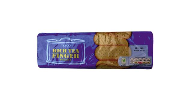 Rich Tea Finger package