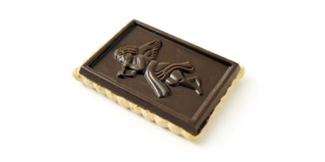 DARK CHOCOLATE BISCUIT