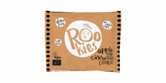 Apple and cinnamon cookies