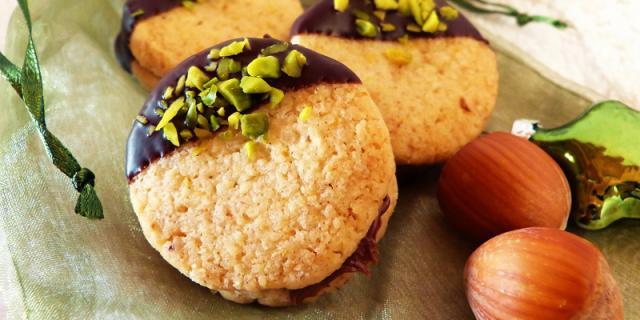 Vegan-friendly cookies