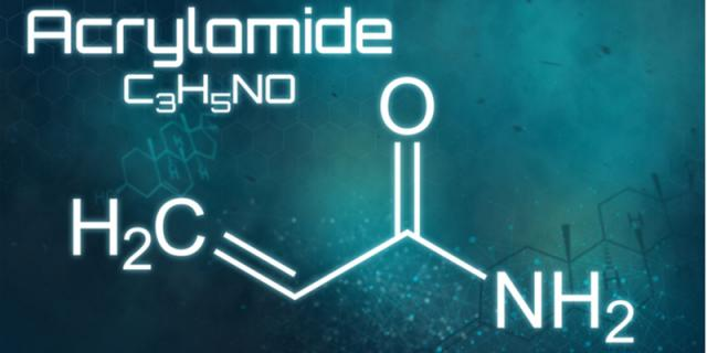 Acrylamide Molecule - biscuitpeople