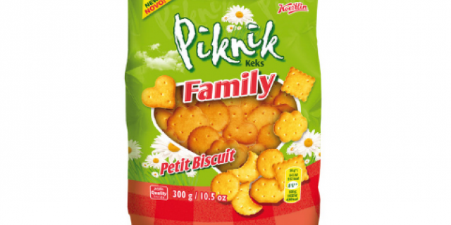 Biscuits Piknik Family produced by Koestlin HR