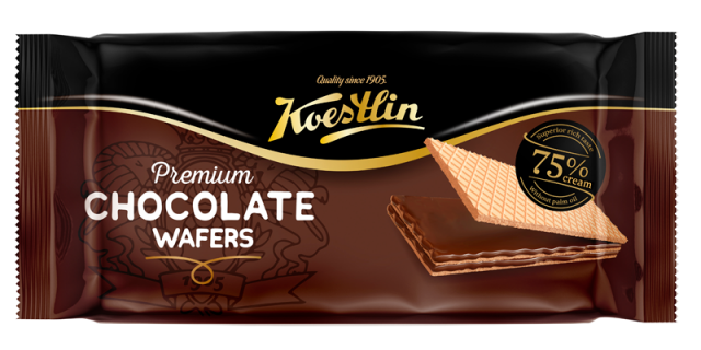 Premium Wafer with chocolate