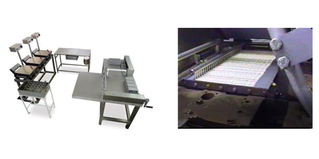 Manual and Automatic Baking Machines