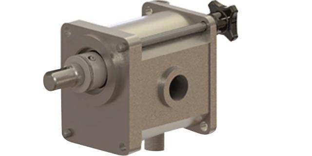 Albany Pumps GJ gear pump: fast maintenance and hygienic stainless steel pump for the food industry