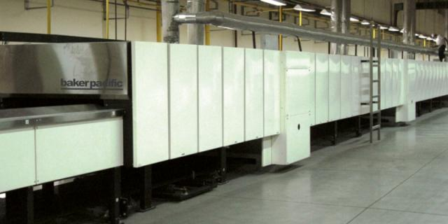 Baker Pacific Indirect Radiant Oven with Heat Recovery System