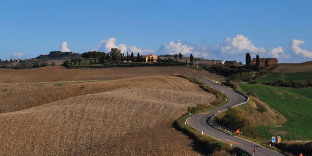 Siena Val d'arbia