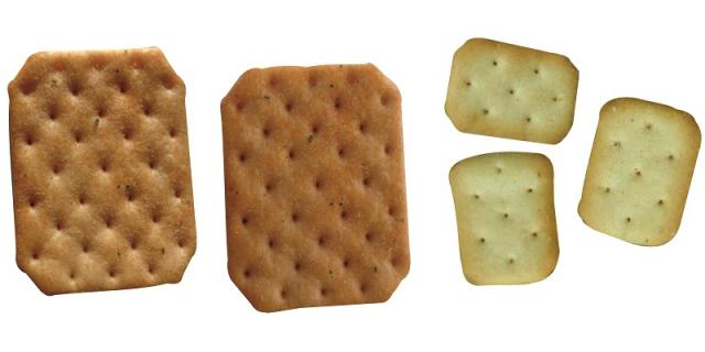 'TUC' type crackers