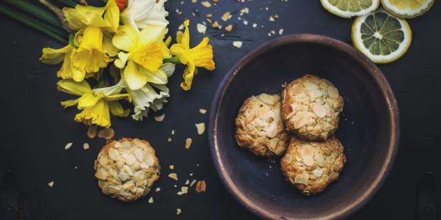 breakfast-Vegan-friendly cookies