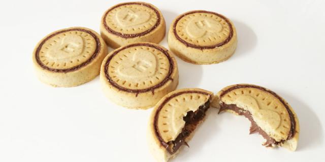Nutella biscuits ingredients