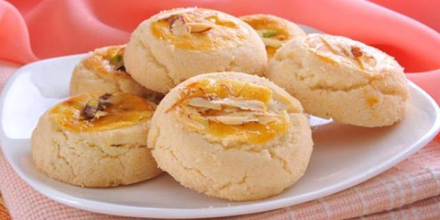 Nankhatai Biscuits