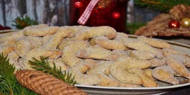 Vanillekipferl Biscuits