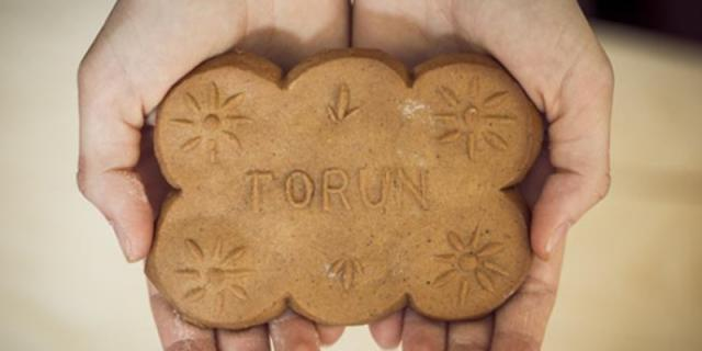 Torún Gingerbread Biscuits