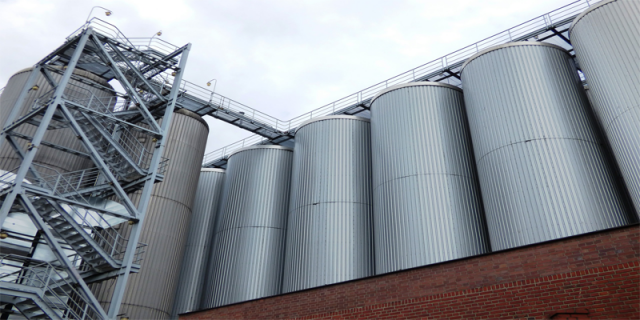 biscuit manufacturing silos
