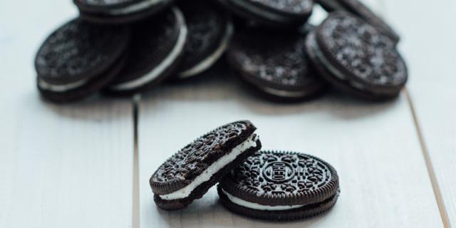 Oreo biscuit, Mondelez, Sam Porcello