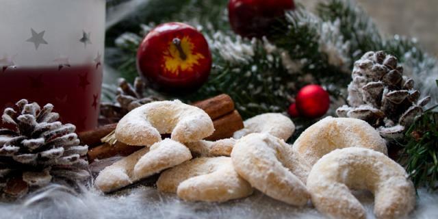 Vanillekipferl Christmas