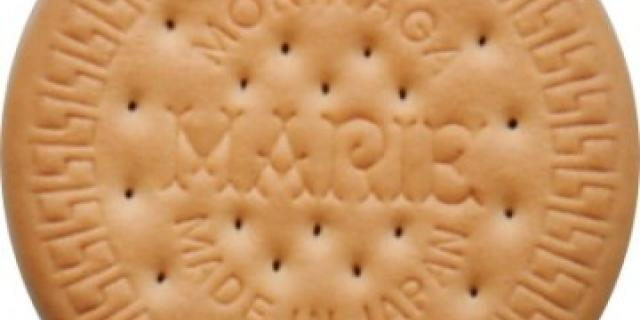 Marie biscuit process guide
