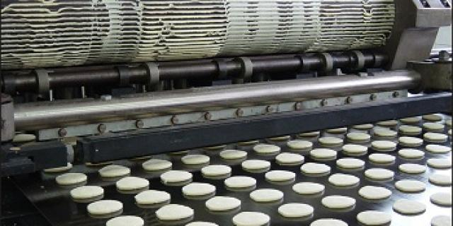 Biscuit oven conveyor bands
