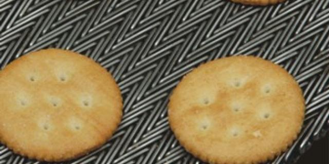 Heat transfer for biscuit baking