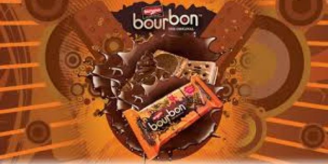 Bourbon Biscuit: the first biscuit on the moon