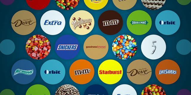 Mars chocolate and Wrigley to create Mars Wrigley confectionery