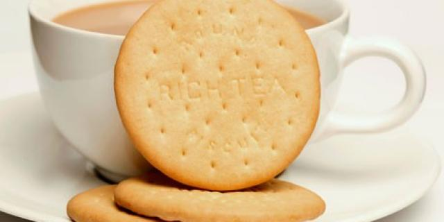 Rich Tea: the most dunkable biscuit