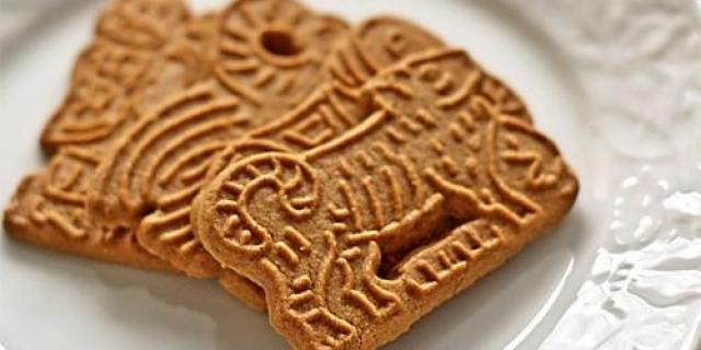 Speculaas: the windmill biscuit