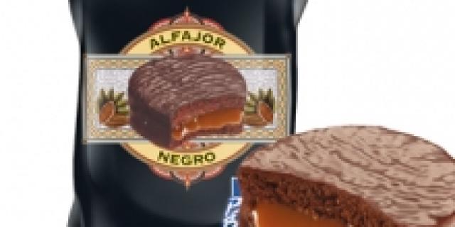 Alfajor Negro