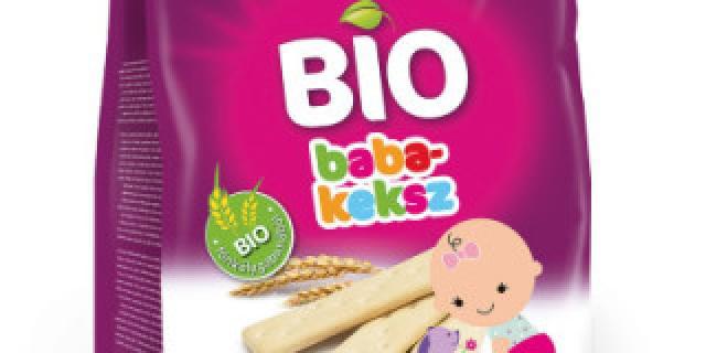 Bio baby biscuit