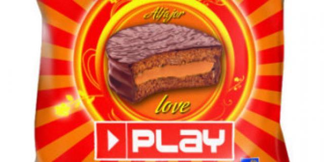 Alfajor Play Love