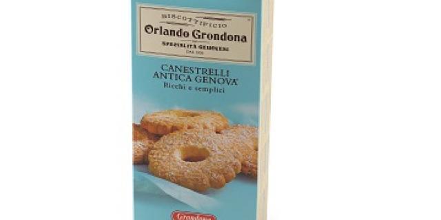 Canestrelli Antica Genova® 150