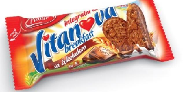 VITANOVA integral biscuits – ration packs