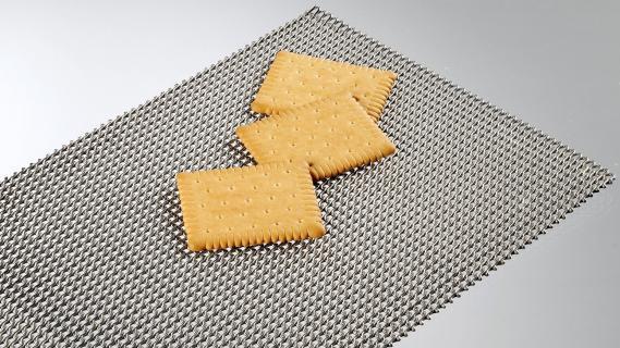 Rolled baking oven belts (Z-Belts)