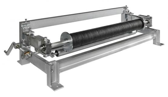 Equipment Cleanbelt produced by Steinhaus GmbH