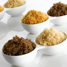 Ingredients Brown sugar produced by Couplet Sugars