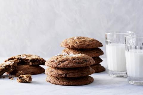 Protein enrichment of your cookies with Nutrilac® whey protein