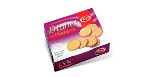 Diabet Biscuits