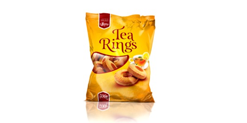 Biscuits Tea Rings produced by Lion