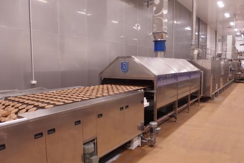 Customized tunnel oven