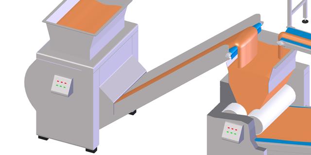 Equipment Dough Mixer Belts produced by Ammeraal Beltech