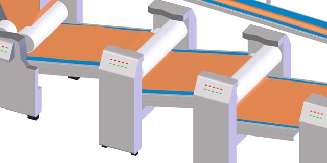 Equipment Laminator Belts produced by Ammeraal Beltech