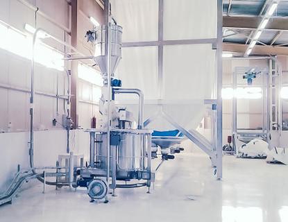 Equipment Sugar mill produced by CEPI Spa