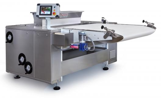 Equipment Rotary moulding machine produced by Padovani