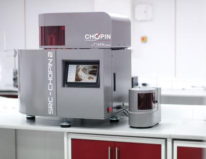 Equipment SRC – CHOPIN 2 produced by KPM ANALYTICS - CHOPIN TECHNOLOGIES