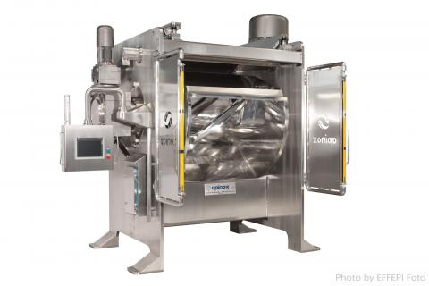Equipment Mixer type RMN produced by Apinox srl