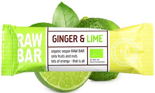 Ginger & Lime Raw Bar