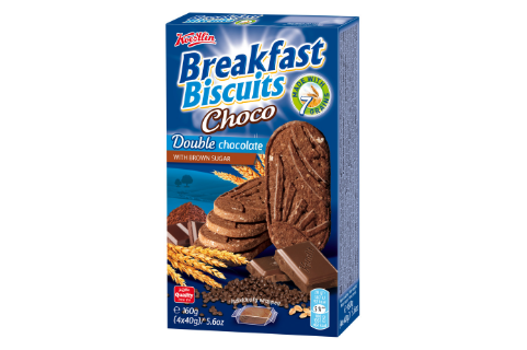 Breakfast Biscuits – Double Chocolate